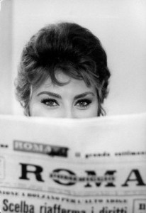 """Beauty is how you feel inside, and it reflects in your eyes. It is not something physical."" -Sophia Loren"