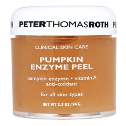 Is there anything  that doesn't have pumpkin in it these days?  Seriously 'though- this is an amazing  home peel product!