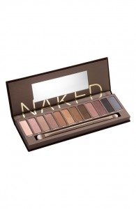 Urban Decay's Naked Palette retails for $45.00 to $50.00!