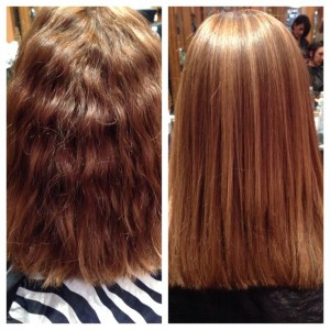 A Keratin Complex treatment really can give you the hair you've always dreamed of!